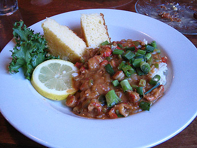 Crawfish Etouffee from Anna Ree's Andouille