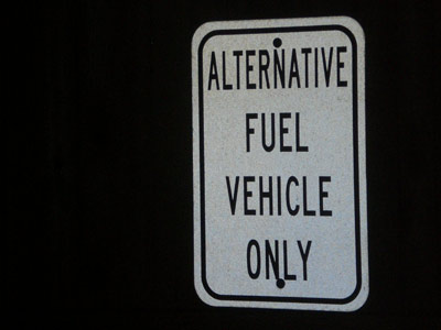 alternative vehicles only