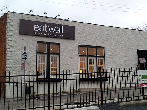 Eat Well Cafe and Takeaway