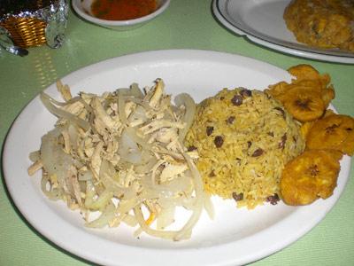 Pollo Cubano
