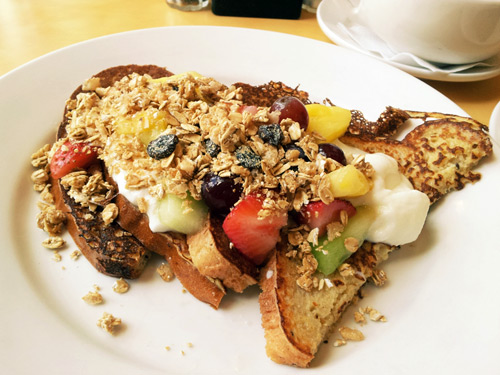 9 Grain Wheat french toast