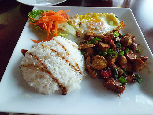 Com Tam at Saigon Cafe