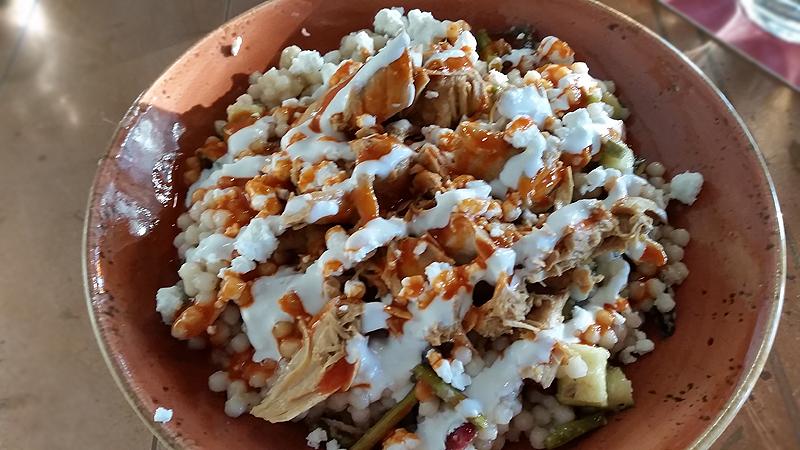Food Truck Sprouts Roots Urban Grill On Main Cincinnati Bites